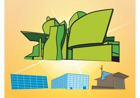 Buildings Vectors