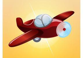 Cartoon Plane