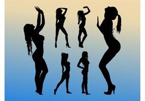 Sexy Mujeres Vector