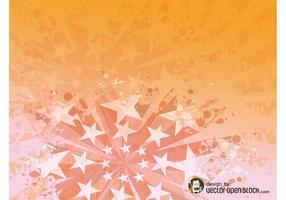 Stars Vector Background
