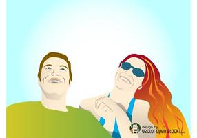 Happy-couple-vector