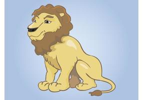 Vecteur lion