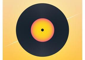 Vinyl Record Vektor