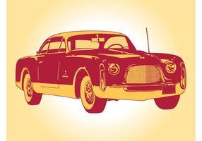 Vintage Car Graphics