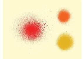 Spuitbloemen