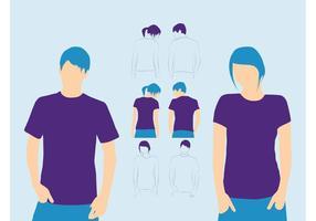 T-Shirts Models