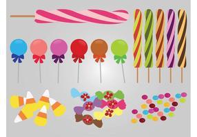 Vectores caramelo