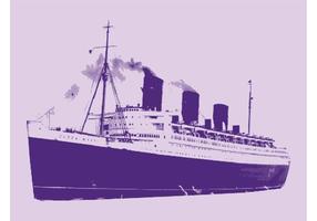 Vecteur navire