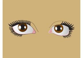 Vackra ögon