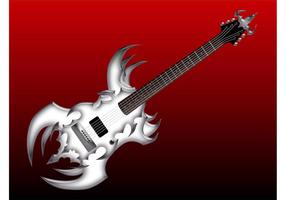 Guitarra Hellraiser