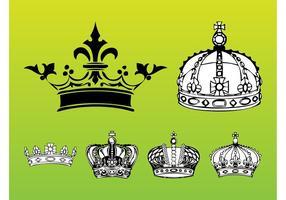 Königliche Kronen