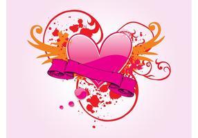 Valentine's Heart Design