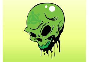 Toxic Skull