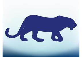 Vecteur léopard