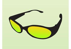 Gafas de sol Vector
