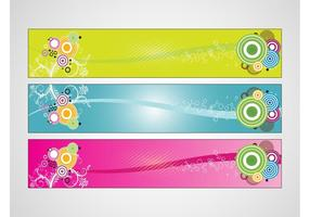 Colorful Banners Designs