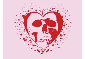 Coeur de crâne