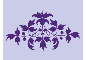 Plante violette