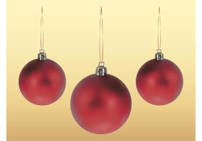 Julbollar bild