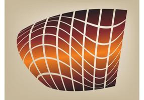 Curved Shapes Vector