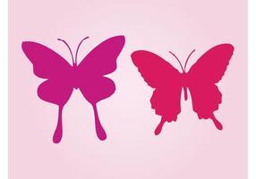 Silhouette Butterflies