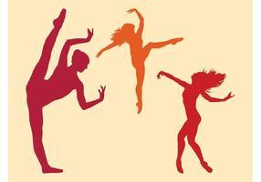 Danse ballerines