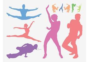 Graphiques de danse