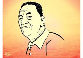 Chinese Man Portrait
