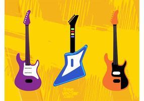 Guitares de jouet