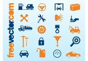 Icônes de voiture