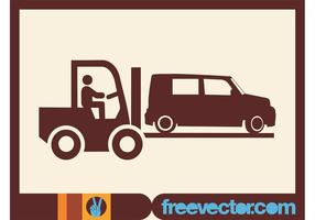 Fork-lift-truck-icon