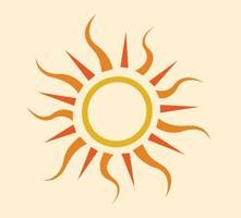 Ícone do sol
