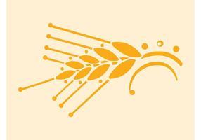 Vector de trigo