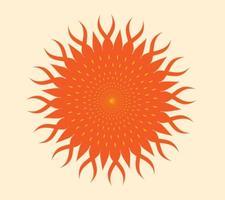 Sonne Vektor