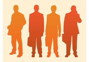 People Silhouettes Designs