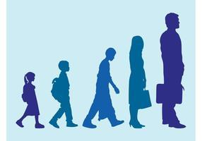 Barn och vuxna