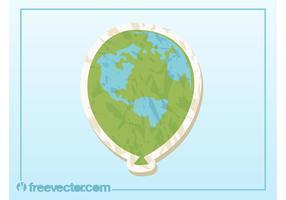 Globe Balloon