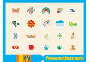 Sticker Vectors