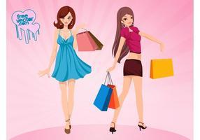 Shopping-vector