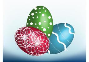 Ovos de Páscoa Gráficos
