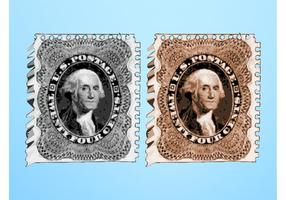 Washington Briefmarken