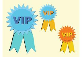 Insignias VIP