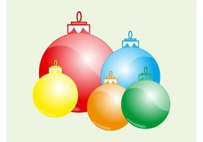 Kerstballen Layout