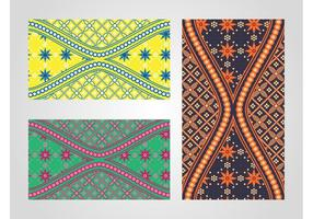 Padrões de Batik