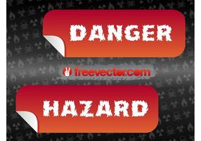 Danger Banners