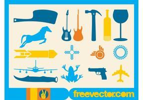 Vector Icons Designs