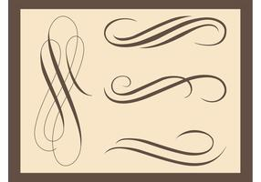 Vintage Decorative Swirls