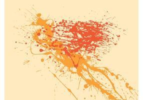 Splatter Vector Graphics