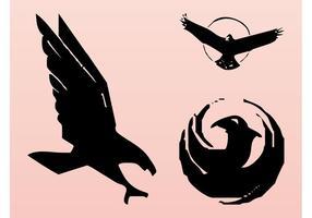 Logos de pássaros