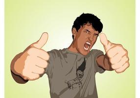 Thumbs Up Guy